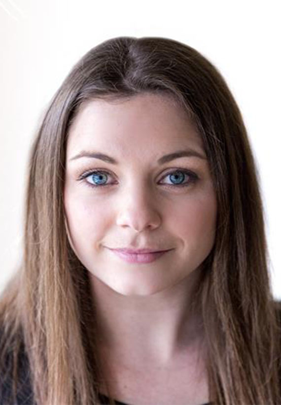 Actress Fiona Organ at Northern Gold Personal Management