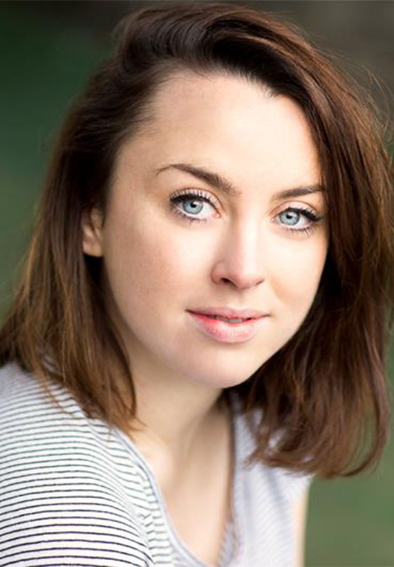 Actress Hannah Douglas at Northern Gold Personal Management