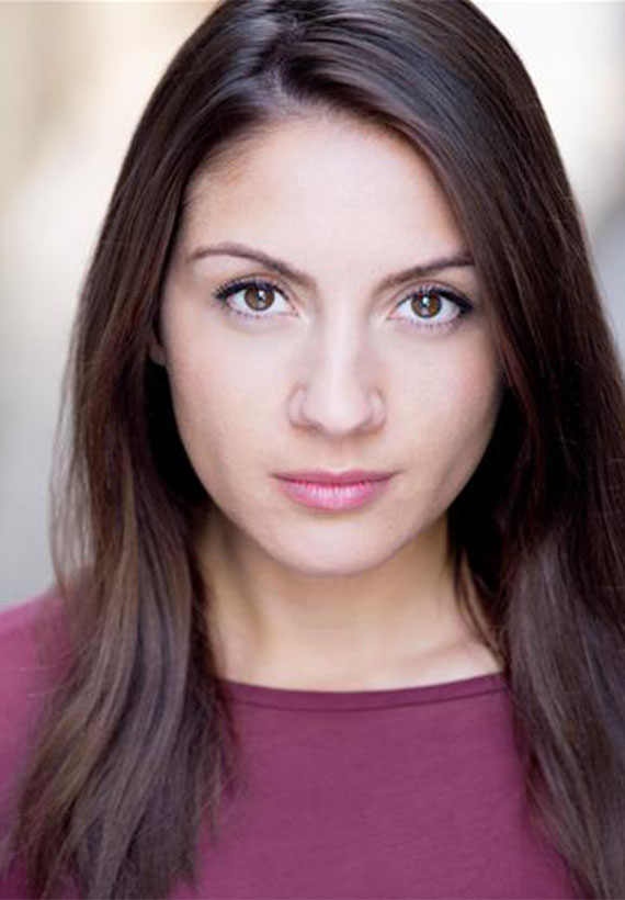 Actress Katy Taylor at Northern Gold Personal Management