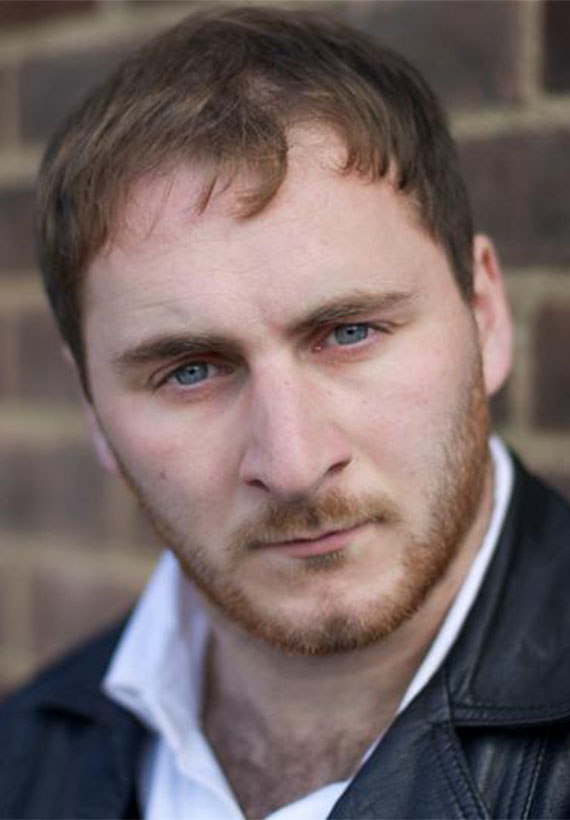 Actor Lee Bainbridge at Northern Gold Personal Management