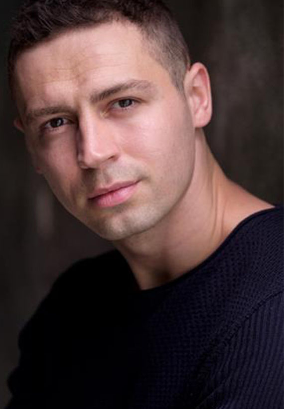 Actor Will Croft at Northern Gold Personal Management