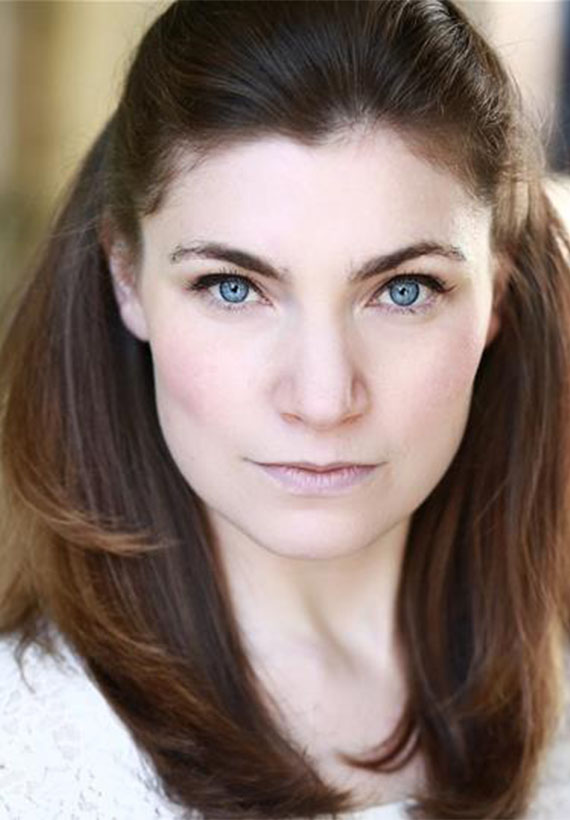 Actress Lucy Litchfield at Northern Gold Personal Management
