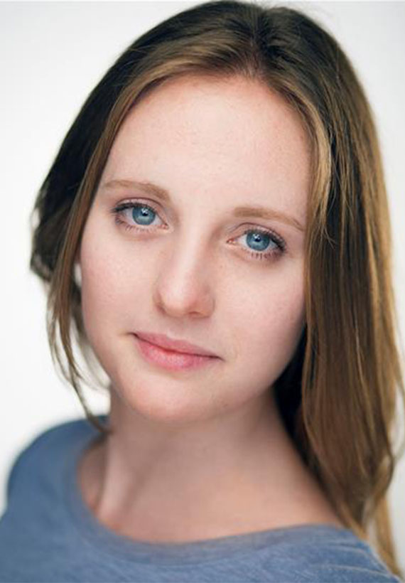 Actress Gemma Marsh at Northern Gold Personal Management
