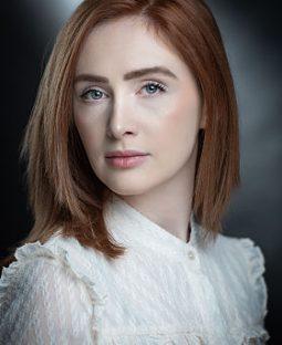 Elena Bracken's Actor Headshot