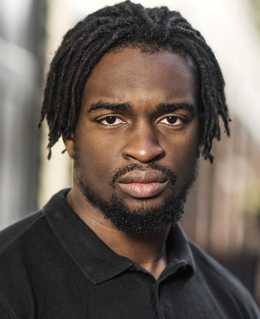 Joshua Anosike's Actor Headshot