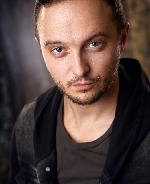 Alex Kotsyk's Actor Headshot