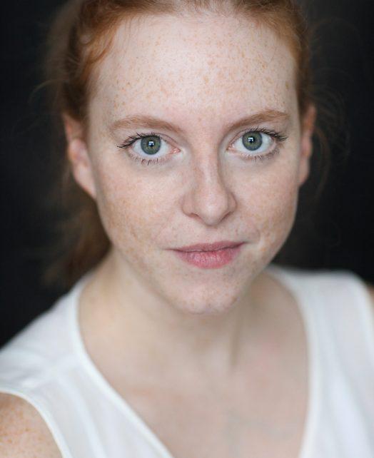Rebecca Brook's Actor Headshot