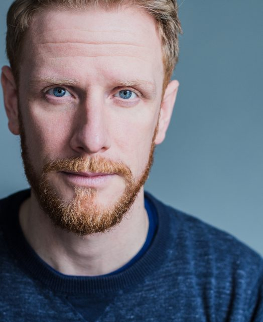 Paul Tonkin's Actor Headshot