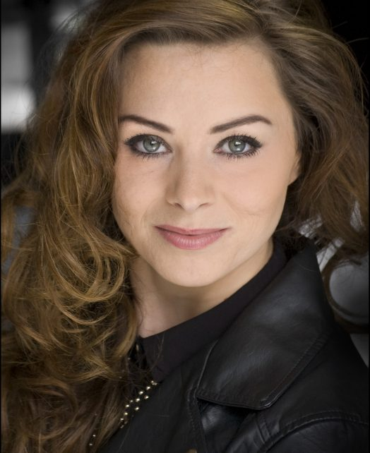 Abigail Uttley's Actor Headshot