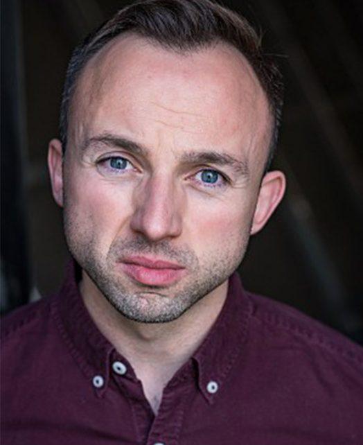 Daniel Blacker's Actor Headshot