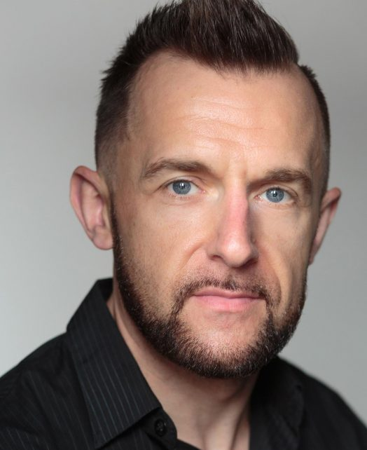 Kivan Dene's Actor Headshot