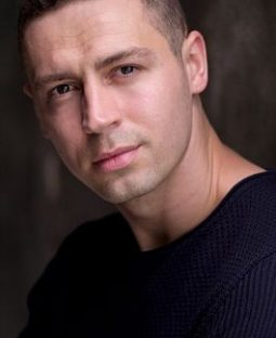 Will Croft's Actor Headshot