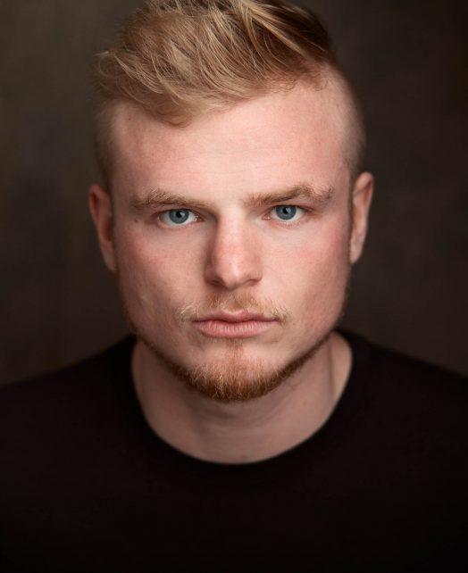 Marcus Christopherson's Actor Headshot