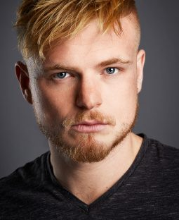 Marcus Christopherson Actor