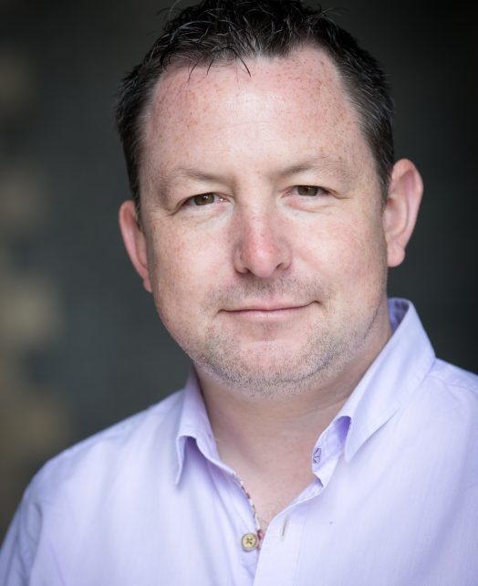 Matthew Connell's Actor Headshot