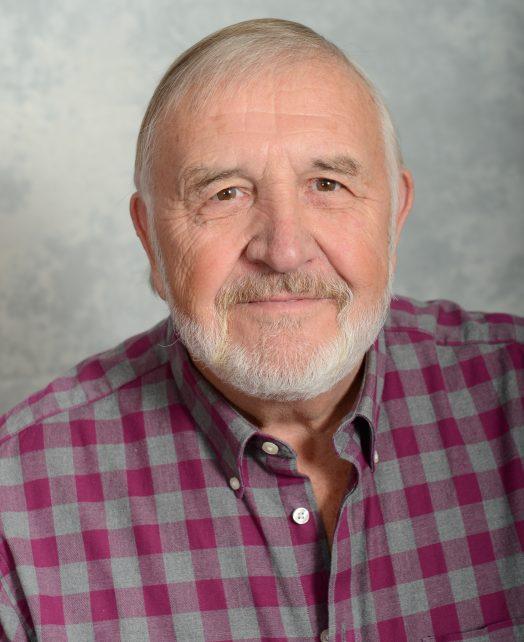 Roger Bingham's Actor Headshot
