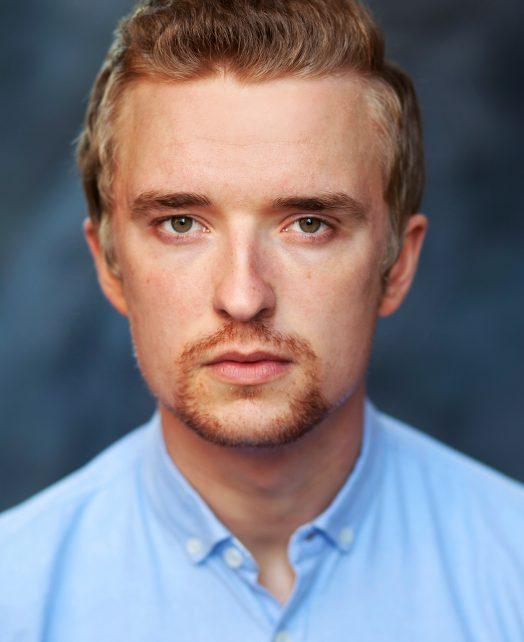 Ross Cawton's Actor Headshot