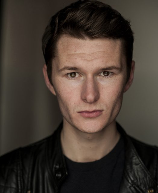 Ben Sherlock's Actor Headshot
