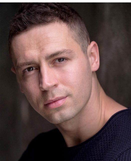 Will Croft's Actor Headshot