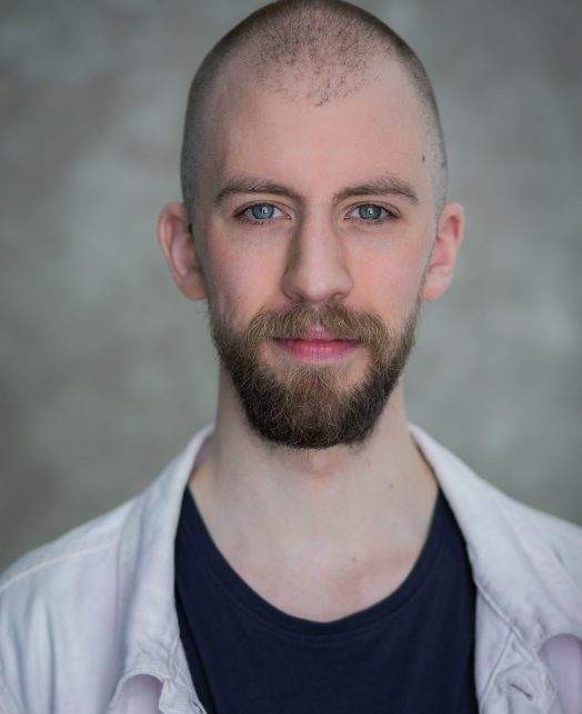 Michael Loftus's Actor Headshot