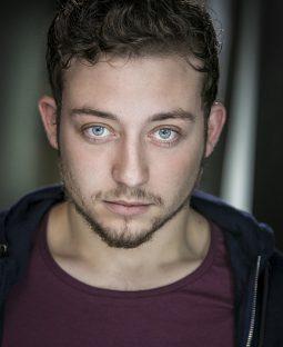 Nick Pack's Actor Headshot