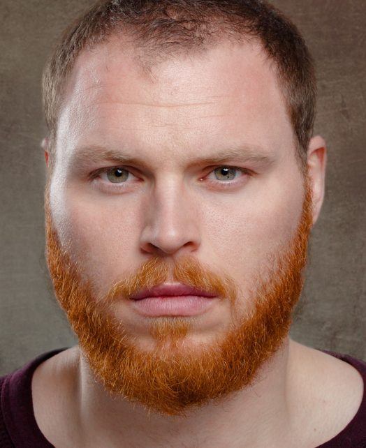 Pearse Egan's Actor Headshot