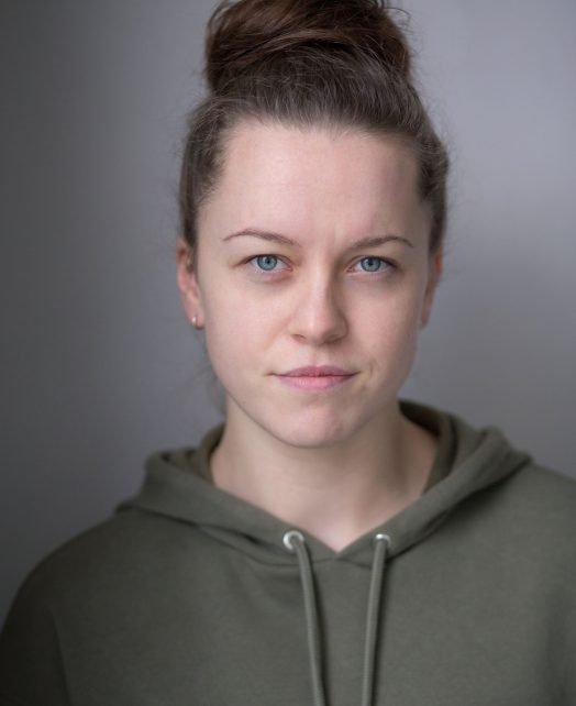 Zara Heffernan's Actor Headshot
