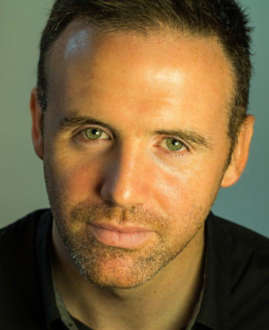 Tom Neville's Actor Headshot