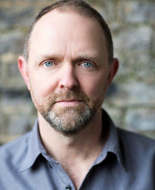 Ben Abell's Actor Headshot