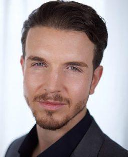 William Masheter's Actor Headshot