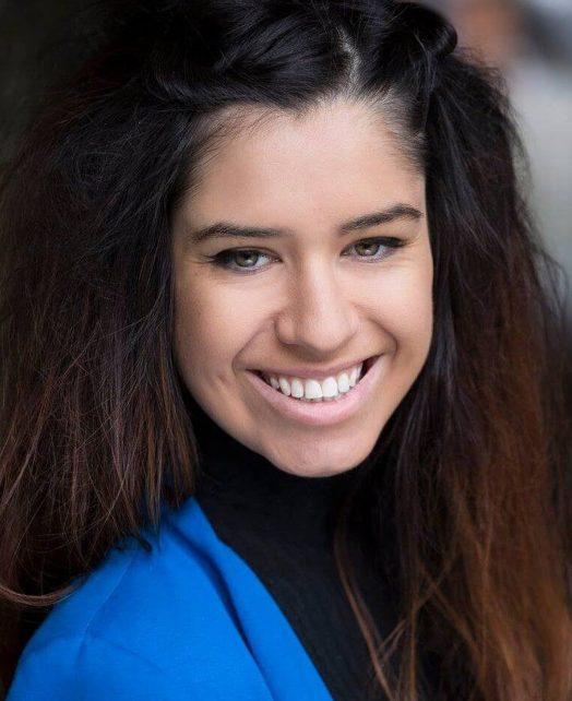 Rebecca Phillipson's Actor Headshot