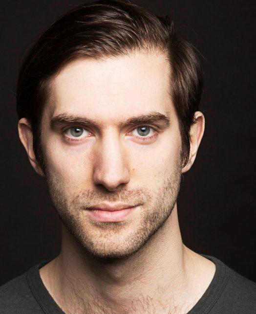 Edmund Sage-Green's Actor Headshot