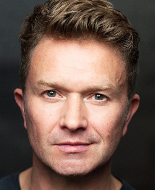 Andrew Coppin's Actor Headshot