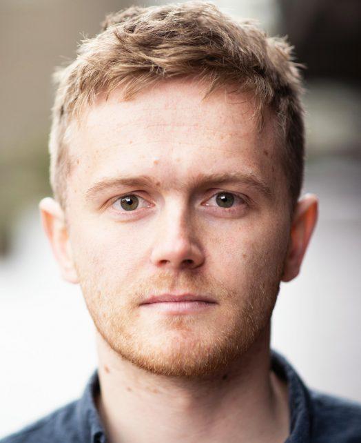 Laurence Baker's Actor Headshot