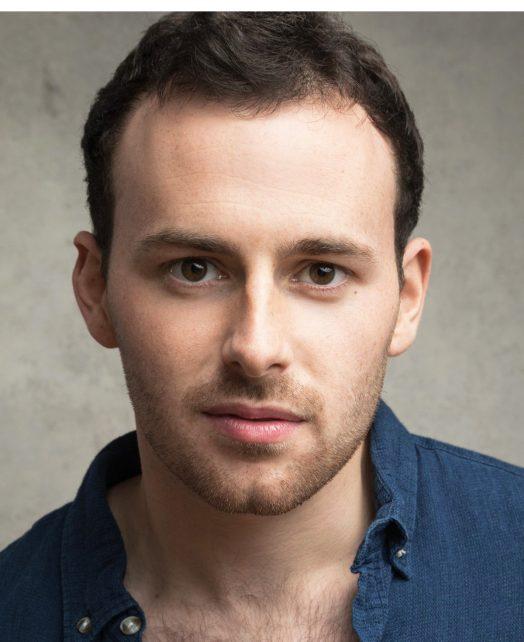 George Boden's Actor Headshot