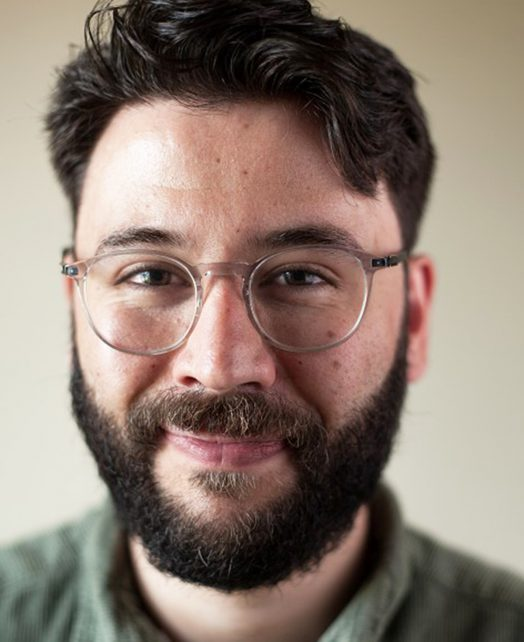 Lewis Fernandez's Actor Headshot