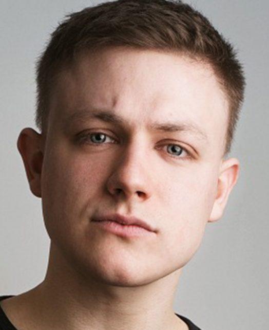 George Cockburn's Actor Headshot
